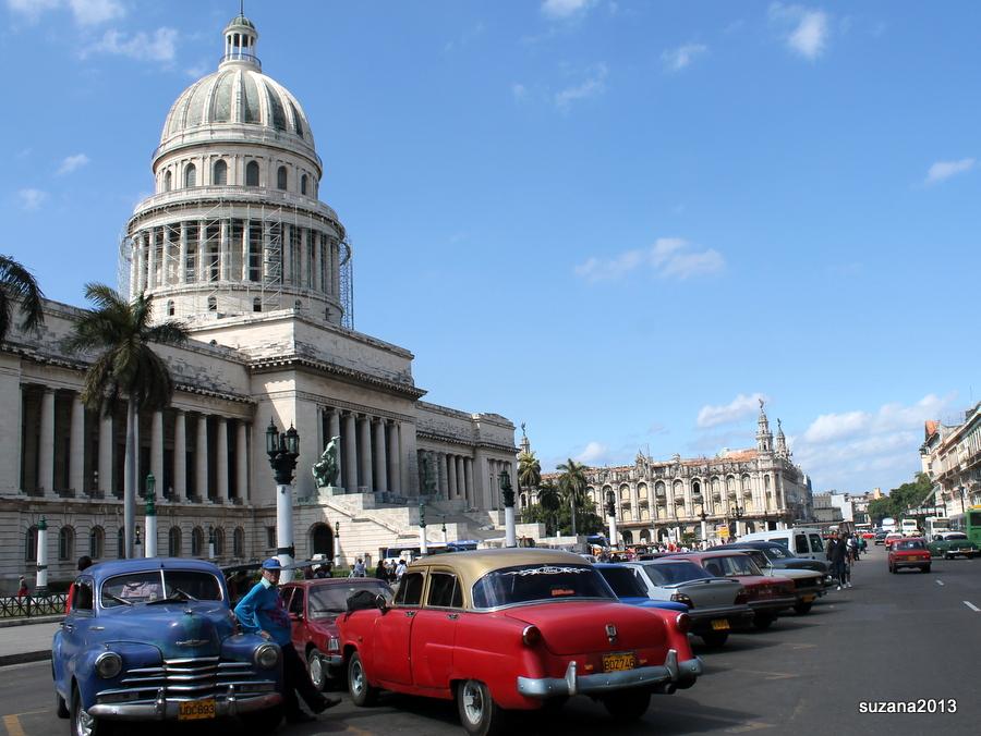 Capitoilio Havana Cuba