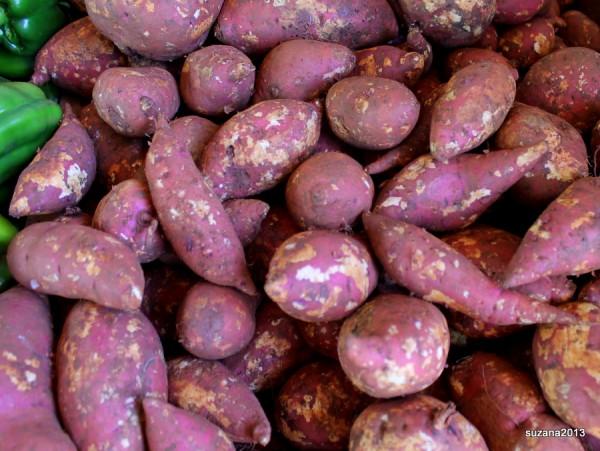 Boniato Sweets Potatoe Havana