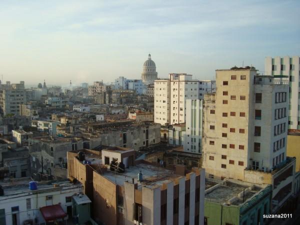 Havana roof tops