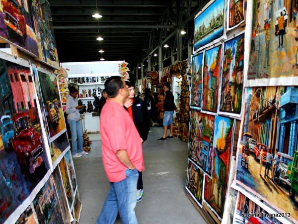 HavanaCubaArtistMercadoArtisenal20133