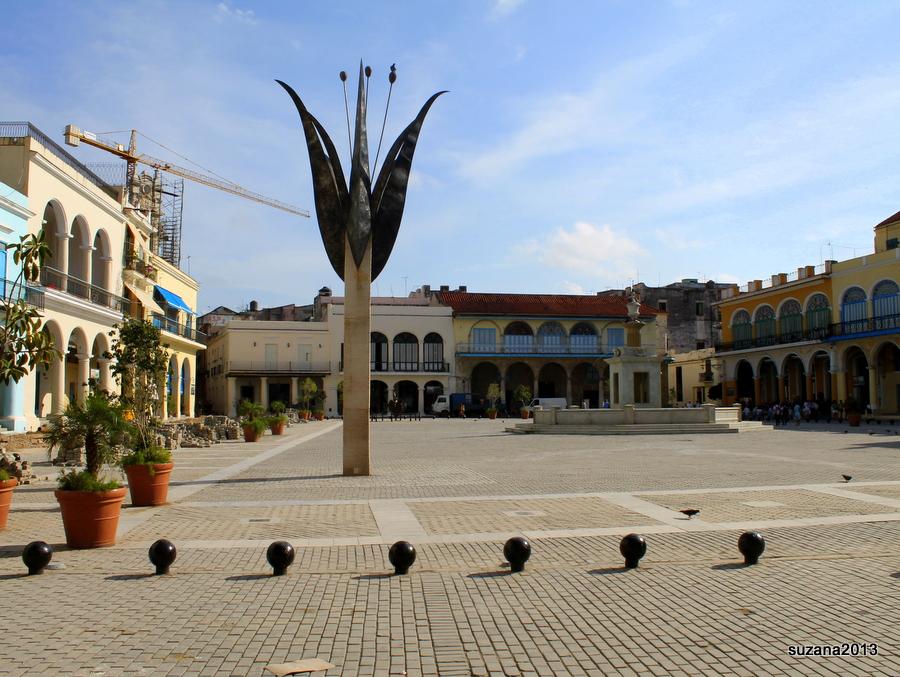 Plaza Vieja May 2013