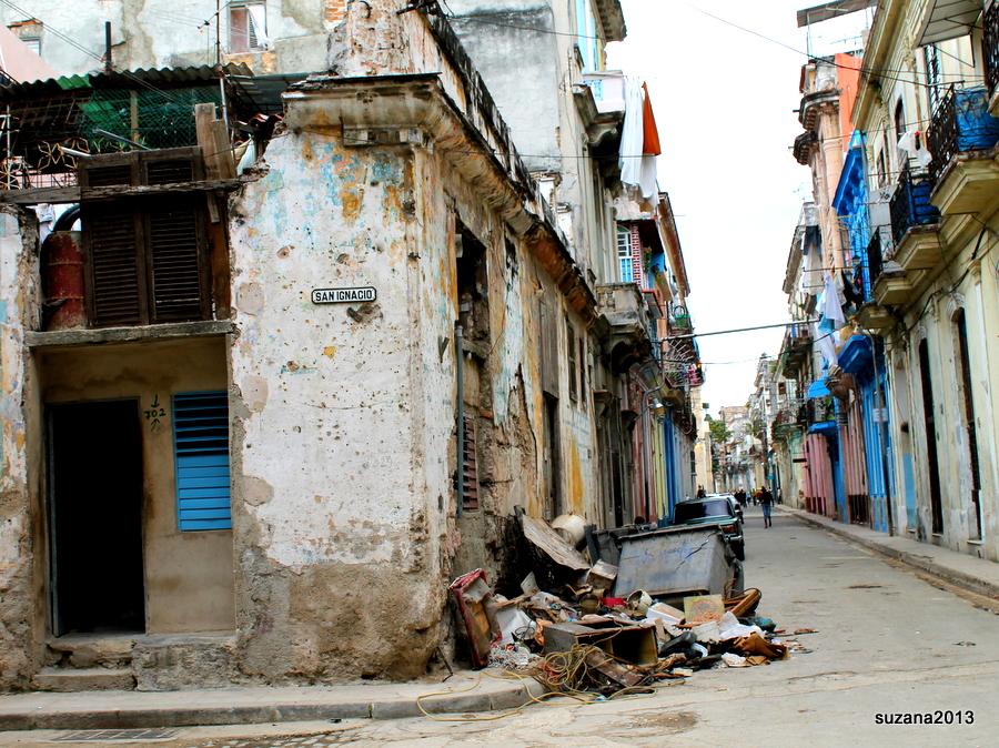 San Ignacio Havana 2013
